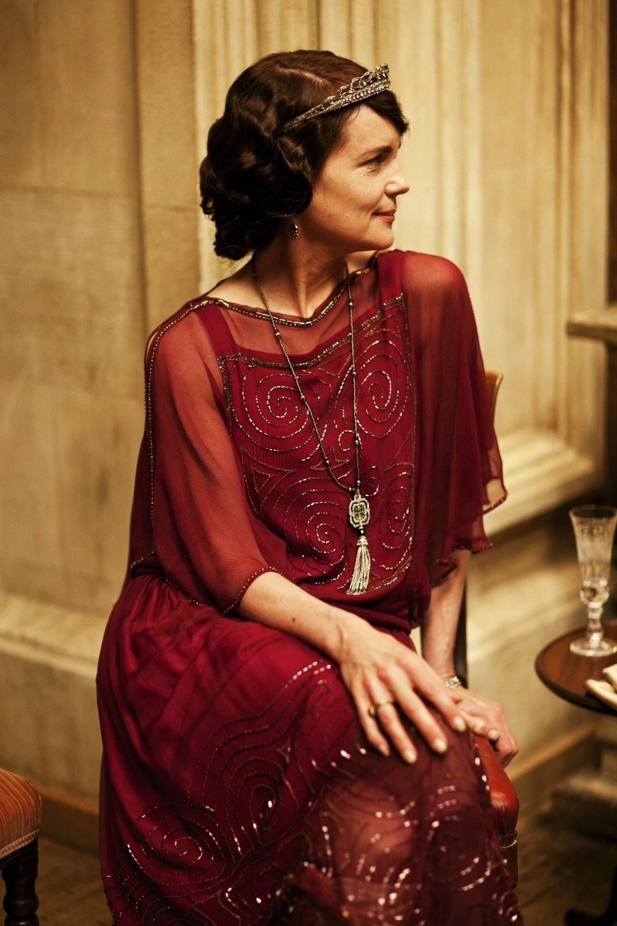 cora downton abbey