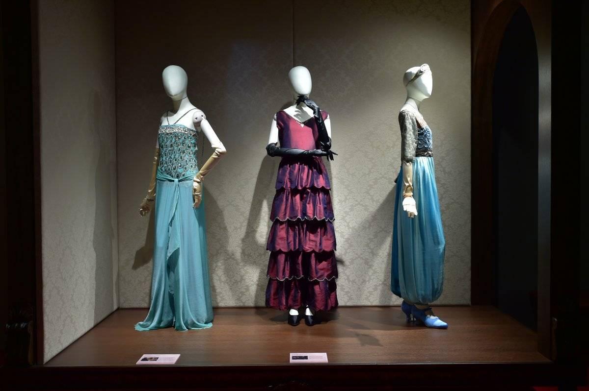 Los vestidos icónicos de la serie, como el Poiret de Lady Sybil.