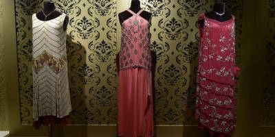 "Los vestidos de ""Downton Abbey: The Exhibition"