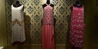 """Los vestidos de """"Downton Abbey: The Exhibition"""