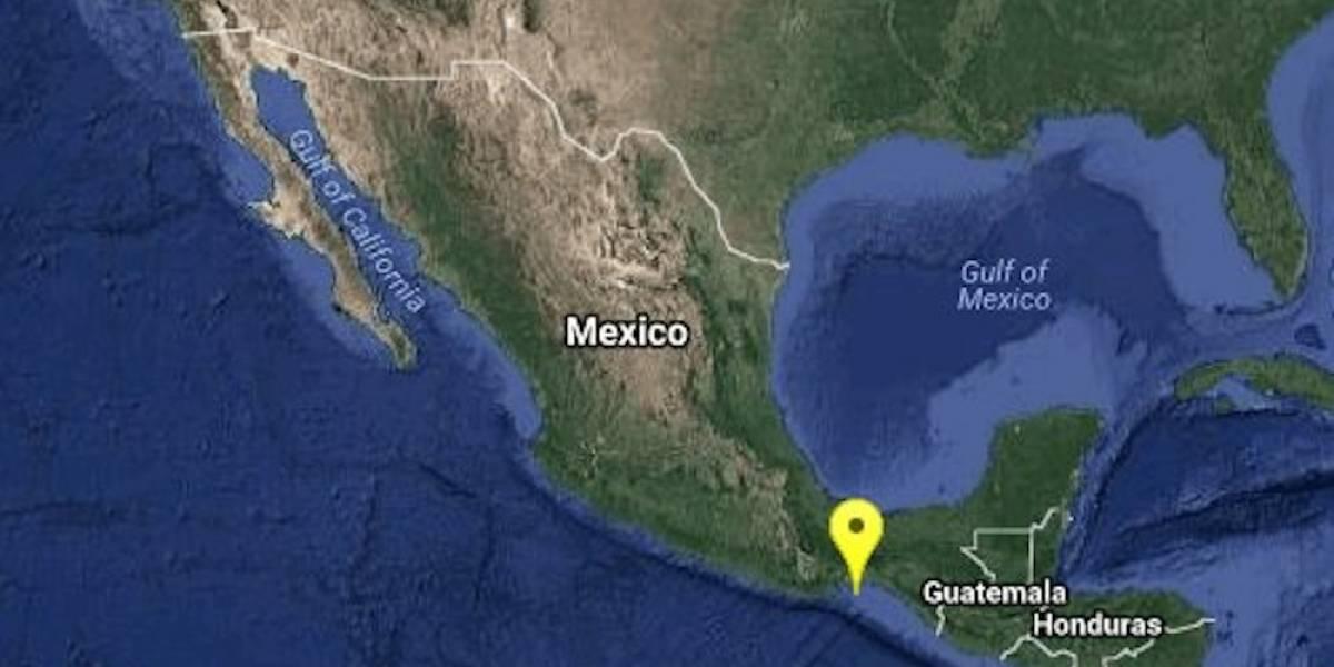 Se registra sismo en Oaxaca; no hay reporte de daños