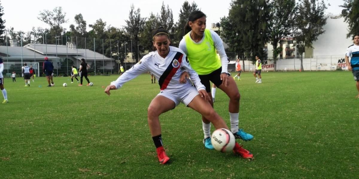 Chivas se prepara para defender su título femenil