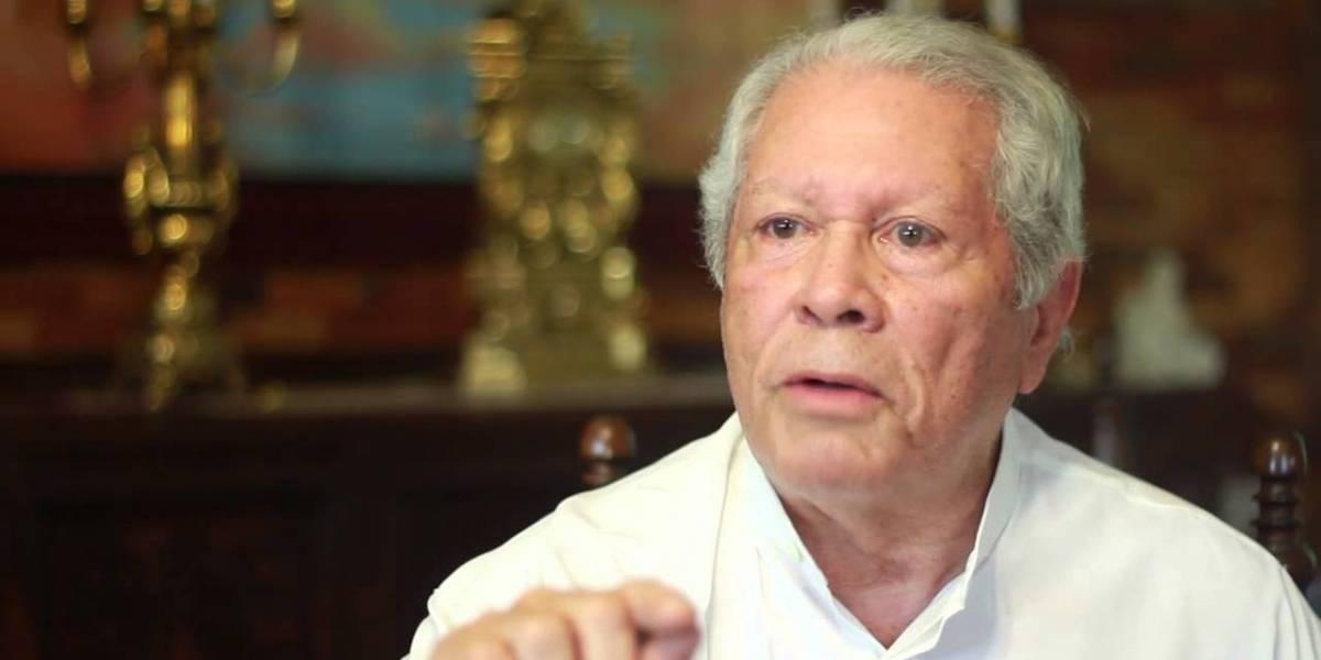 Artista Fernando Casado está interno en CEDIMAT