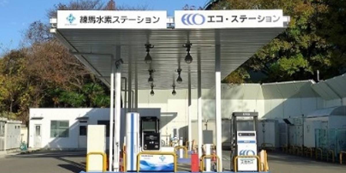 Japón se organiza para armar red de recarga de hidrógeno