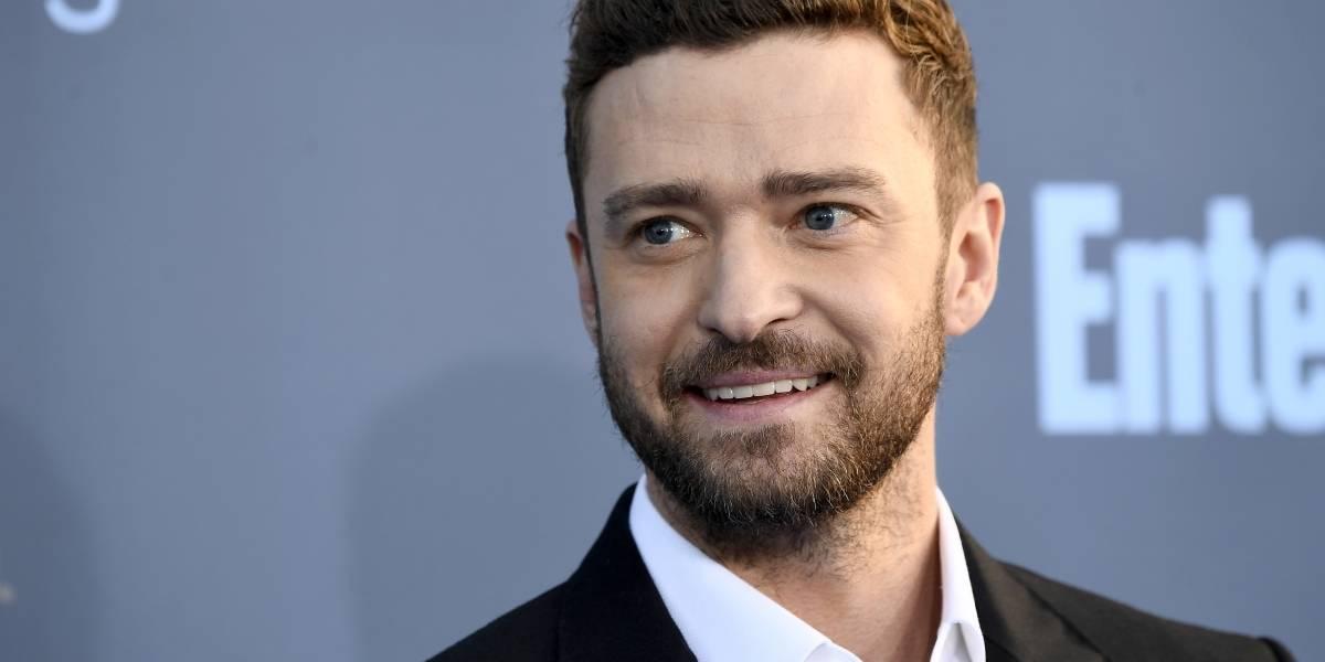 Justin Timberlake ofrece adelanto de nuevo disco