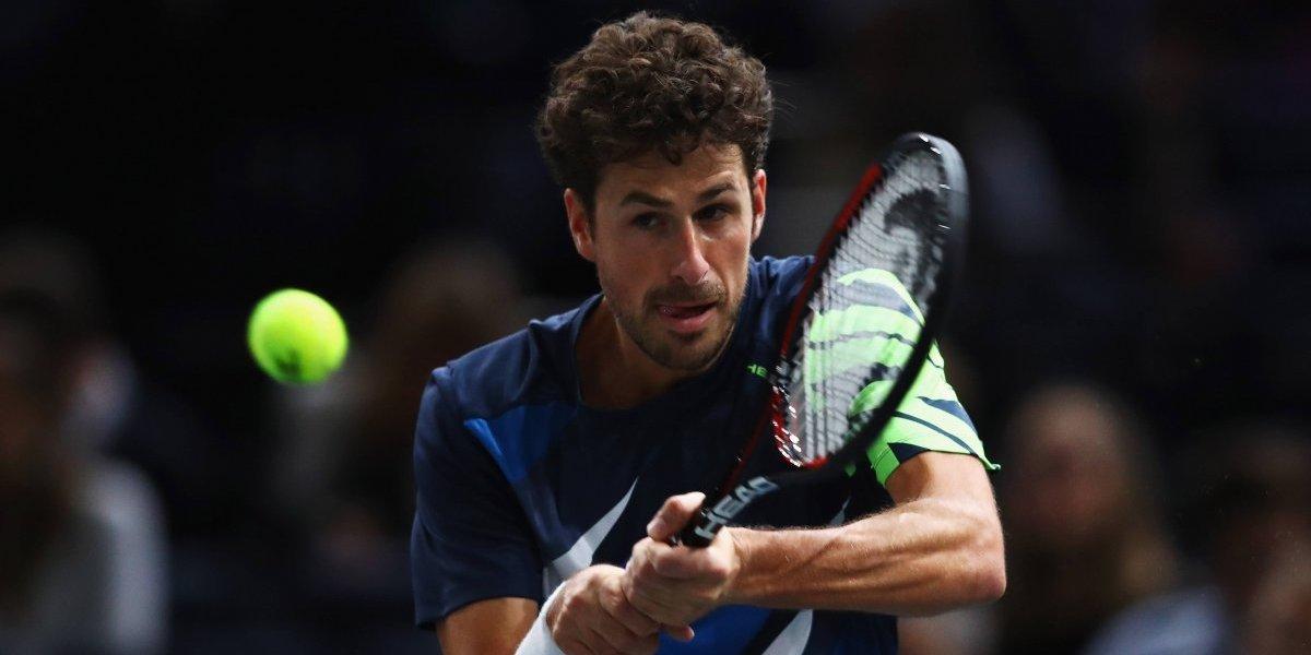 Nicolás Jarry ya conoce a su complicado rival en octavos del ATP 250 de Pune