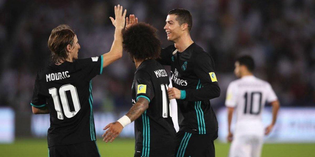 Real Madrid domina el equipo ideal del diario L'Equipe
