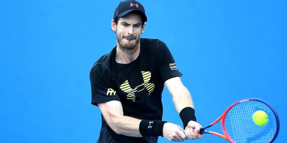 Andy Murray es baja del torneo de Brisbane por lesión de cadera