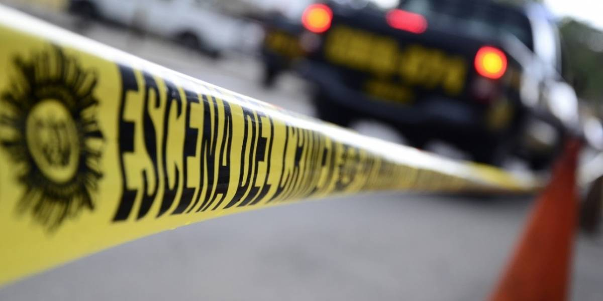 Encuentran a guardia de seguridad de spa en zona 14 fallecido y con el arma en la mano