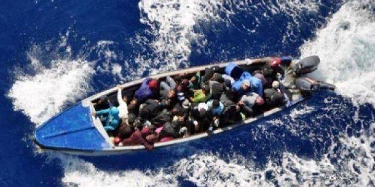 Detienen a más de 160 haitianos en el archipiélago atlántico de Bahamas