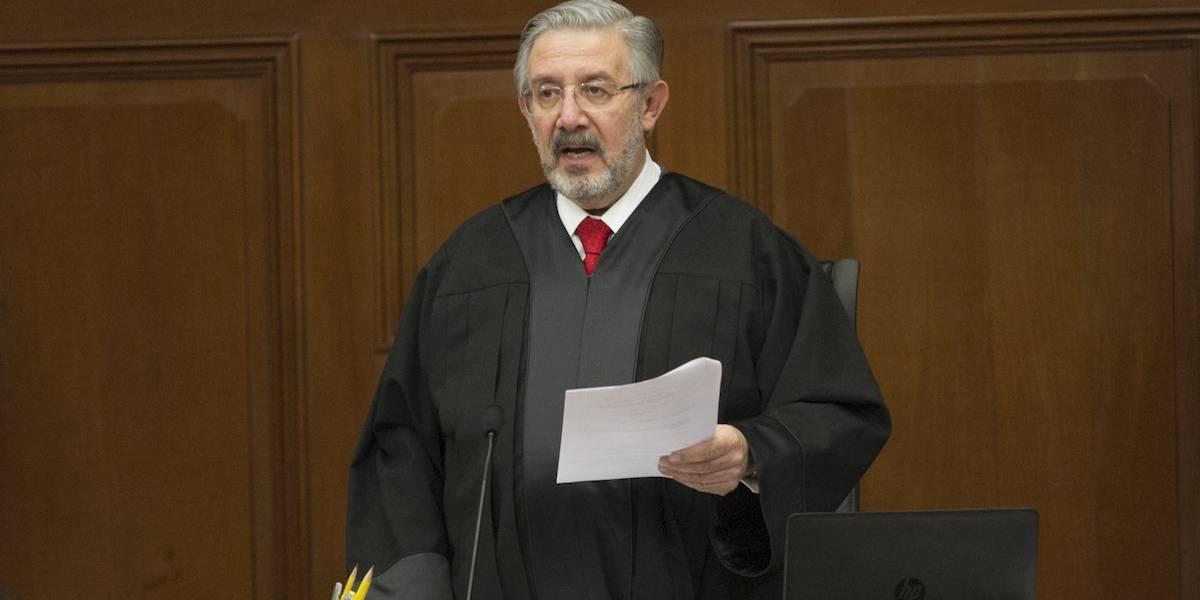 Ley de Seguridad Interior no ha sido impugnada en la Corte: Aguilar