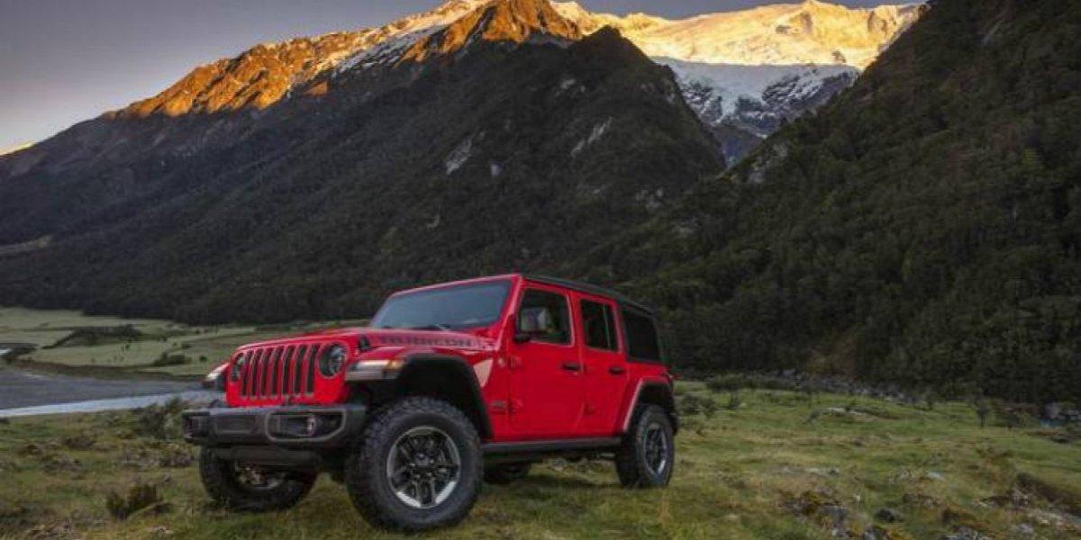 Jeep hace a su Wrangler 2018 más poderoso