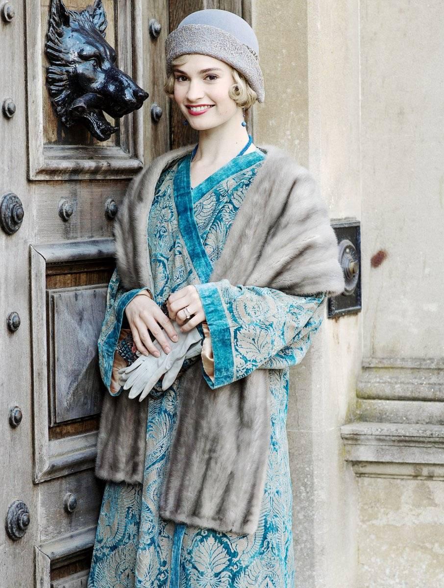 lady rose downton abbey