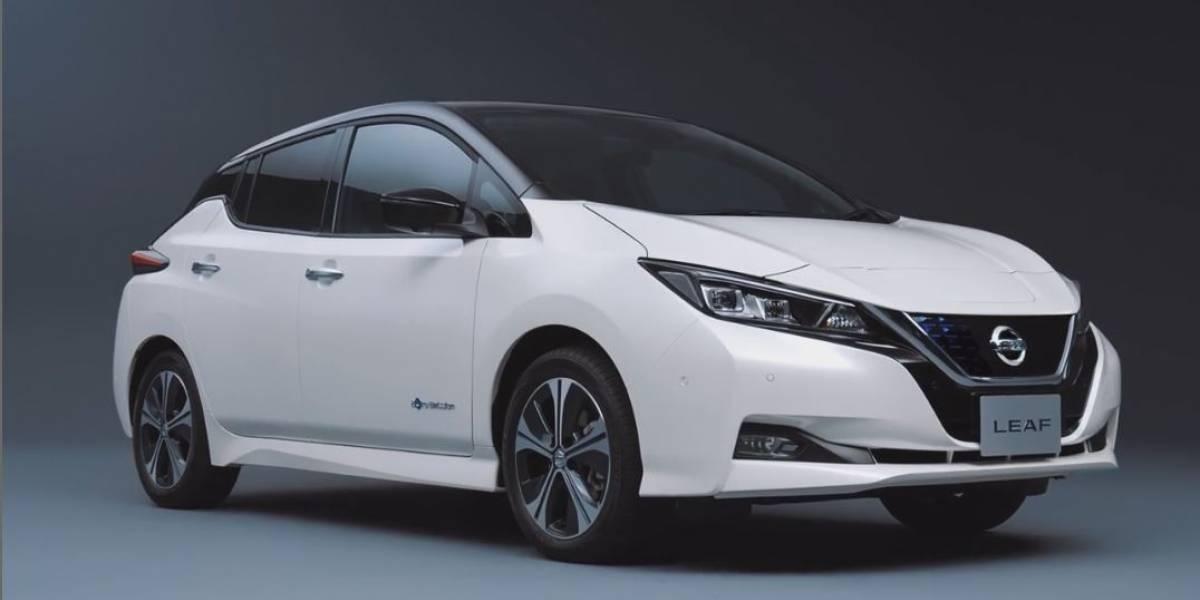 La nueva generación del Nissan Leaf recibe importante premio
