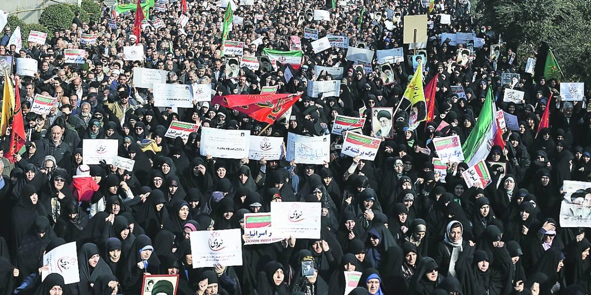 ¿Por qué se están rebelando en Irán?