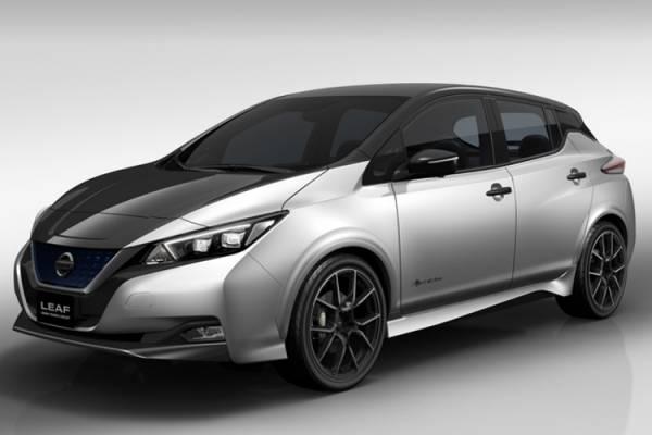 7d3505a94 Con todo: Nissan presentará 15 autos en el Salón de Tokio ...