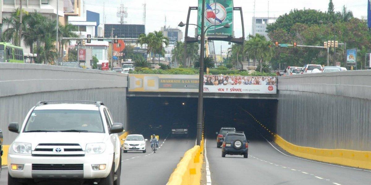 Cerrarán algunos elevados y túneles por mantenimiento