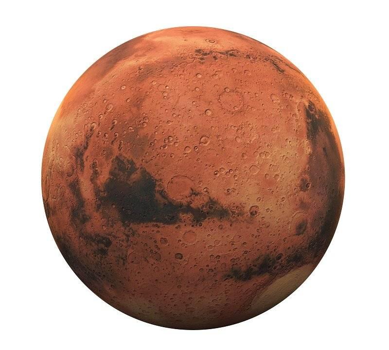 Marte de acerca a la Tierra