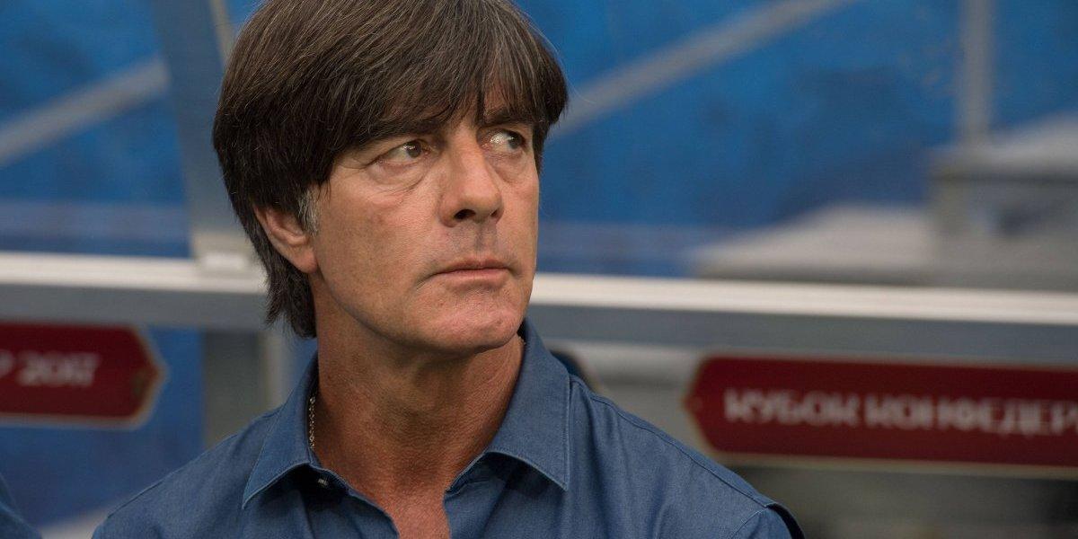 """Löw cree que Alemania necesitará """"fuerzas sobrehumanas"""" para ganar el Mundial de Rusia"""