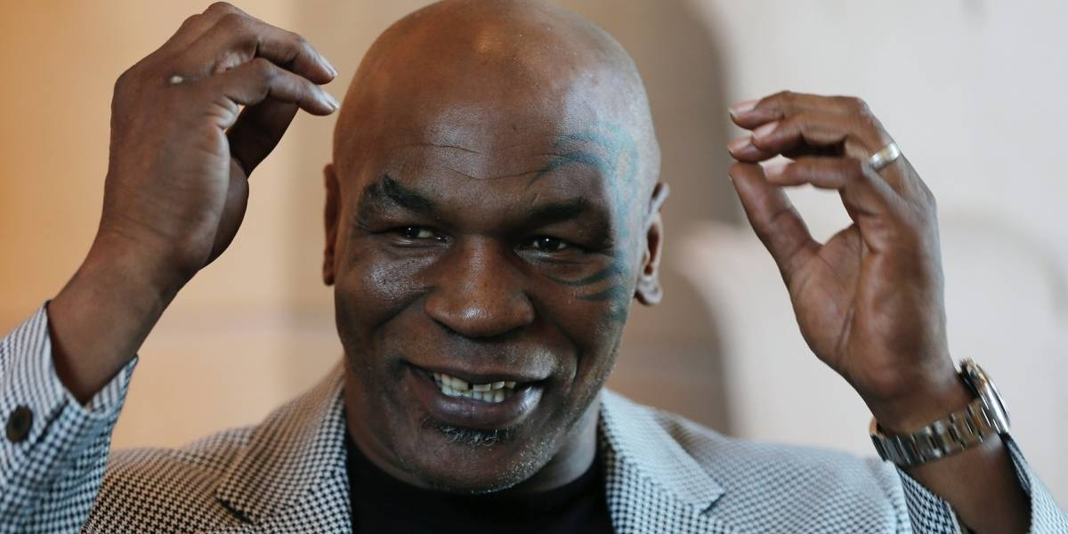 Mike Tyson incursiona en el negocio de la marihuana