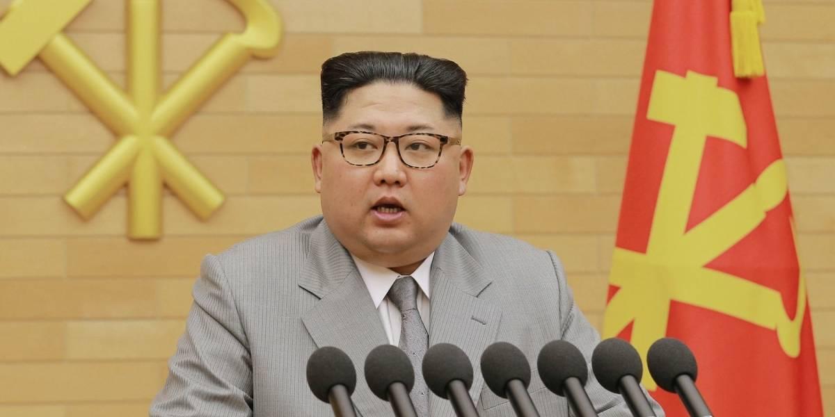 Trump dice a Norcorea que tiene un botón nuclear más grande