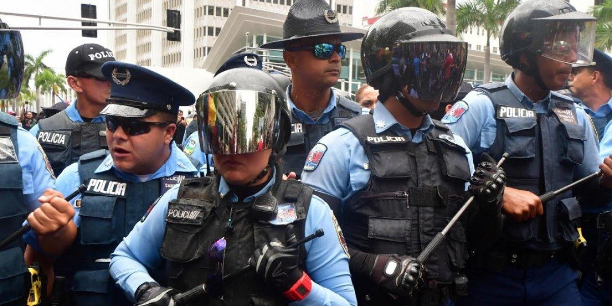 Más de un tercio de 13 mil policías se reportan ausentes