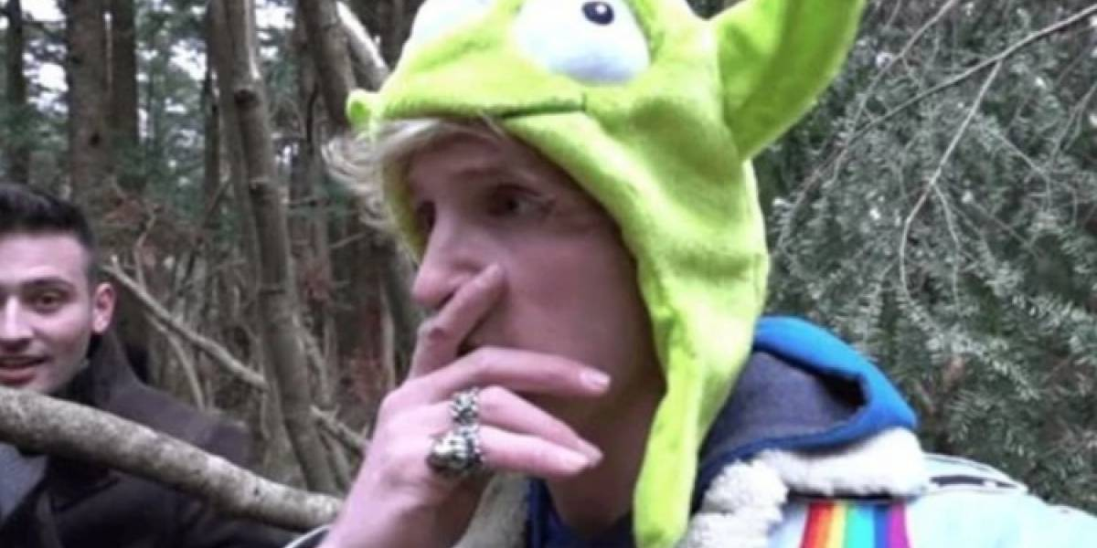 Youtuber encuentra una persona muerta en el 'bosque de suicidios' y desata polémica
