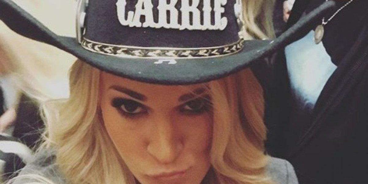 Carrie Underwood advierte que lucirá diferente tras accidente