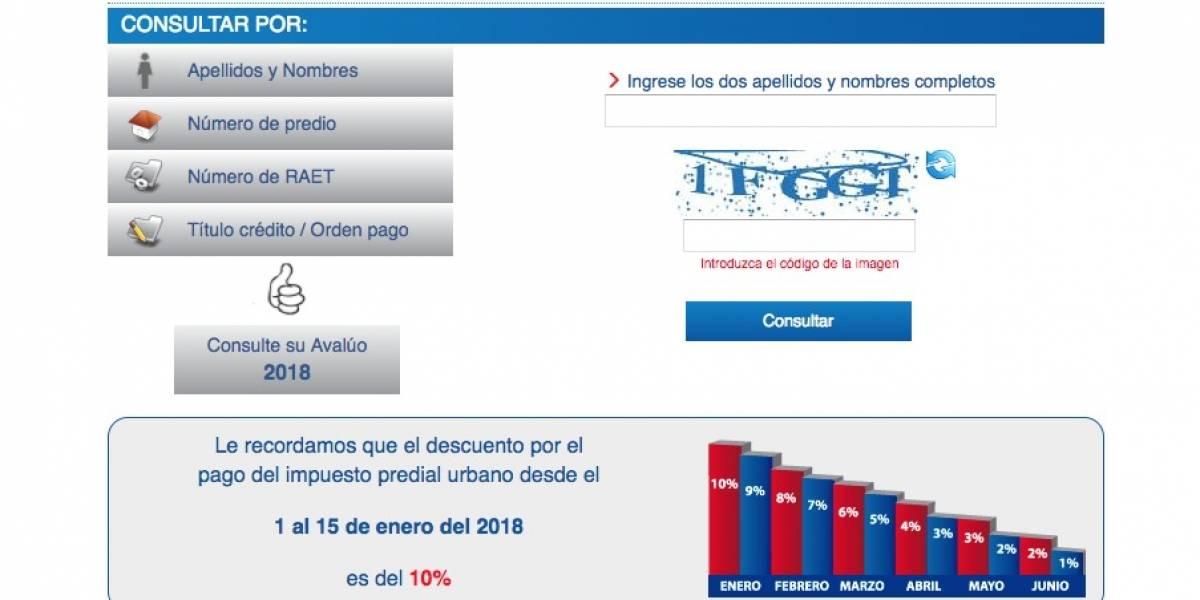 Quito: Consulta cuánto debes pagar por el impuesto predial en 2018