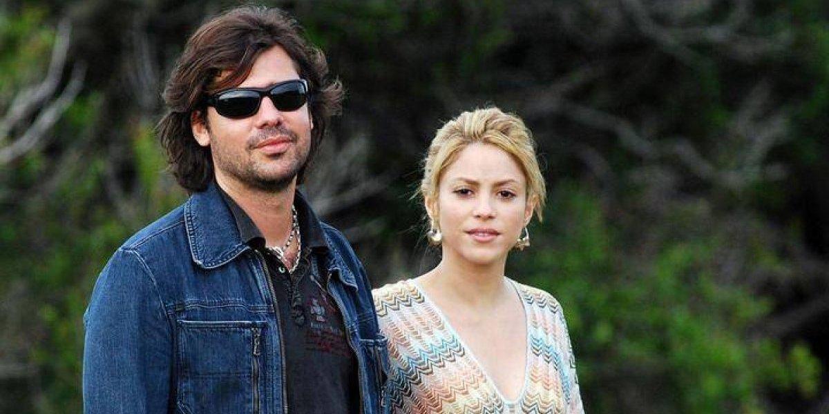 Así es la vida de Antonio de la Rúa, con quien Shakira estuvo 11 años