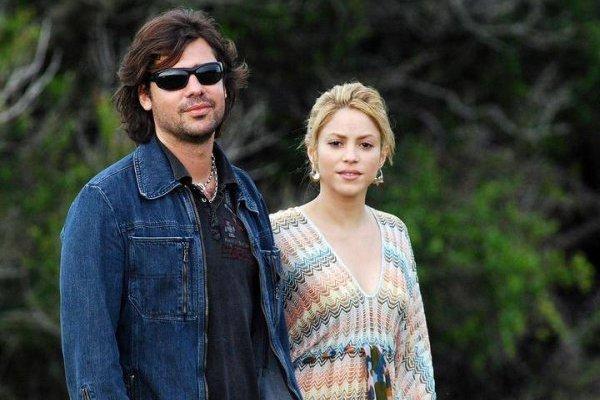 Shakira y Antonio de la Rúa