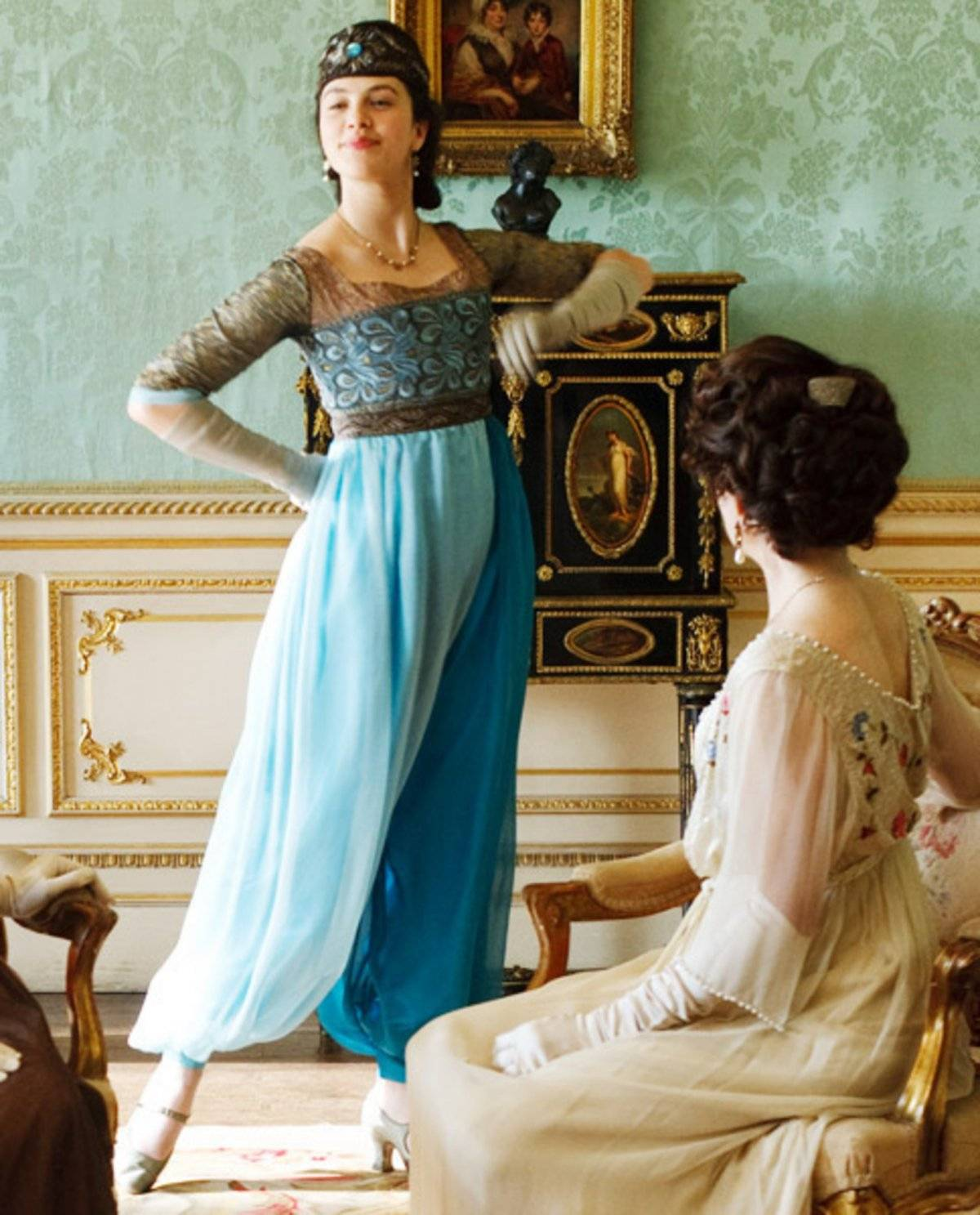 lady sybil downton abbey
