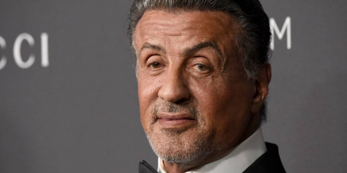 Sylvester Stallone habla sobre acusaciones de violación en su contra