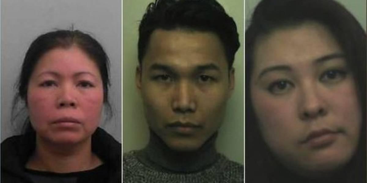 Traficantes são presos por escravizar mulheres do Vietnã no Reino Unido