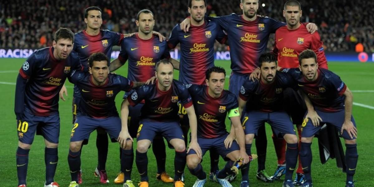 Ex estrella del Barcelona desaparece de las redes sociales dejando un emotivo mensaje