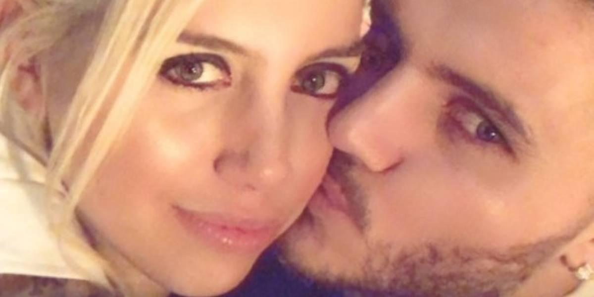 """Wanda Nara y Mauro Icardi desean un """"caliente"""" Año Nuevo con un atrevido video"""