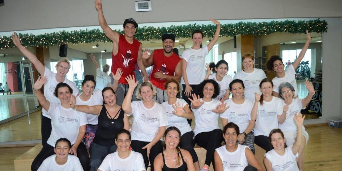 Body Shop e International Women´s Club realizan Master Class
