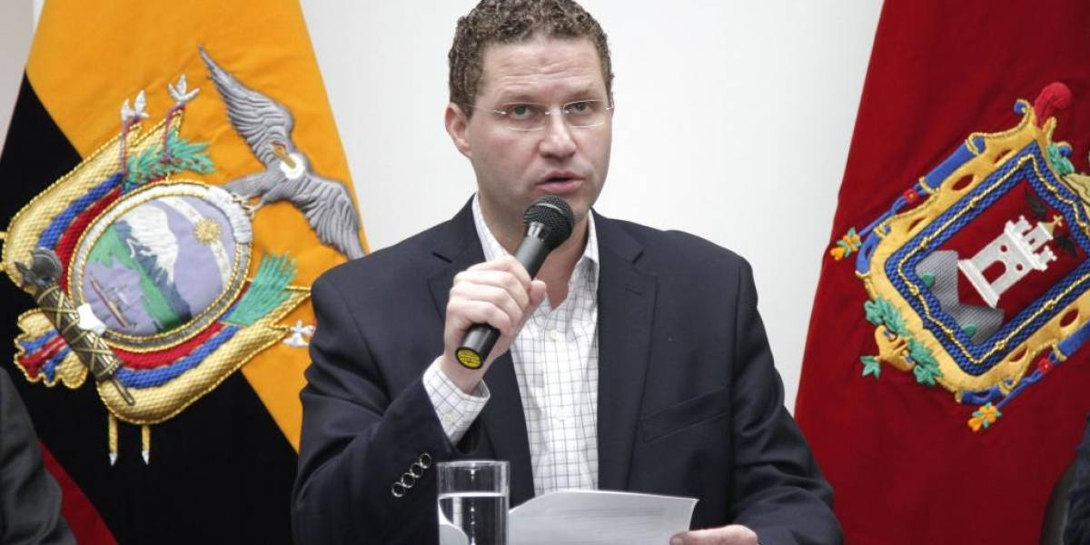 Quito: Gerente de la empresa de aseo deja el cargo