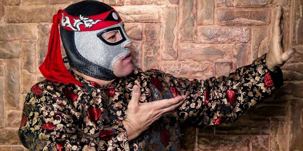 ENTREVISTA: Octagón va este año por la máscara de Fuerza Guerrera en el Estadio Azteca