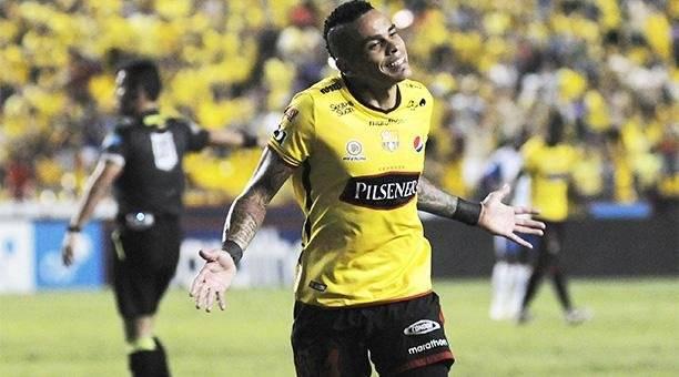 Jonatan Álvez, jugador de Barcelona SC API