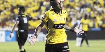 Jonatan Álvez, jugador de Barcelona SC