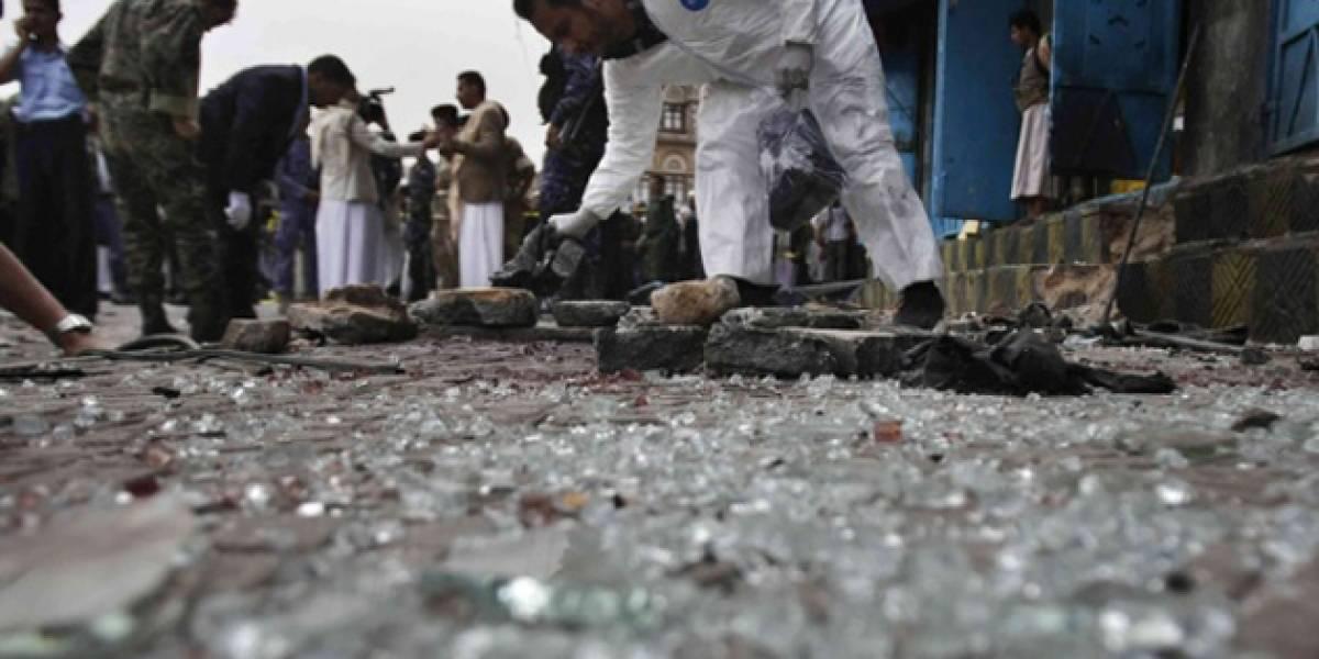 Un suicida mata a 10 personas en una mezquita en Nigeria