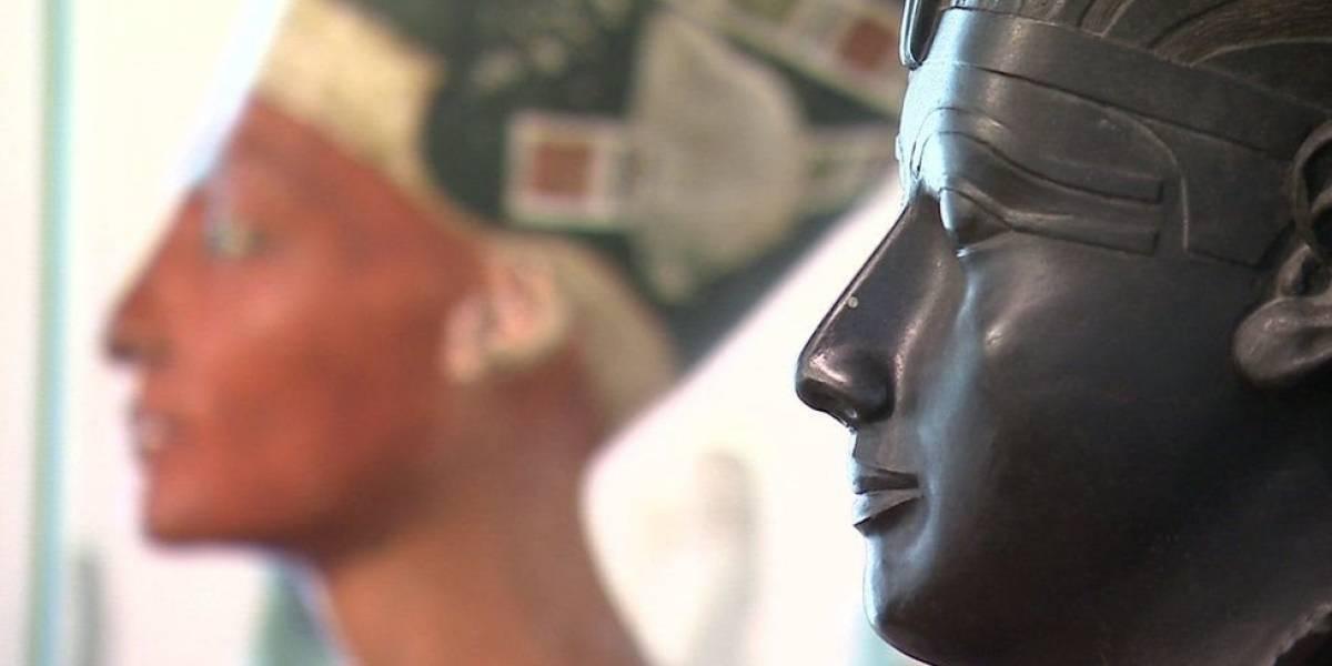 Nova técnica revela textos ocultos nas múmias egípcias