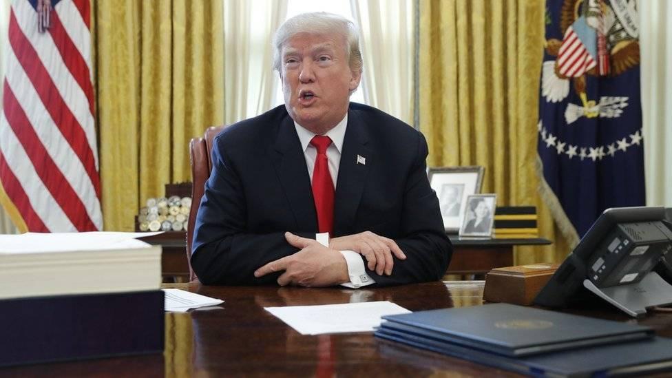 Moon y Trump retrasarán los ejercicios militares hasta después de las Olimpiadas