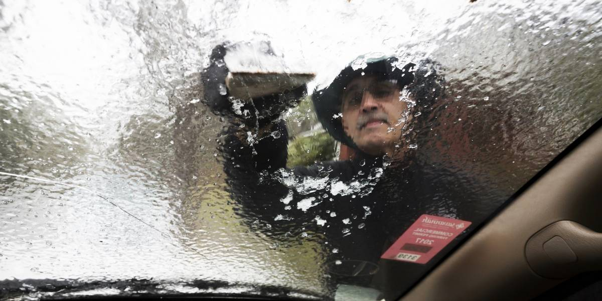 Ola de frío continúa azotando el sur de EE. UU.