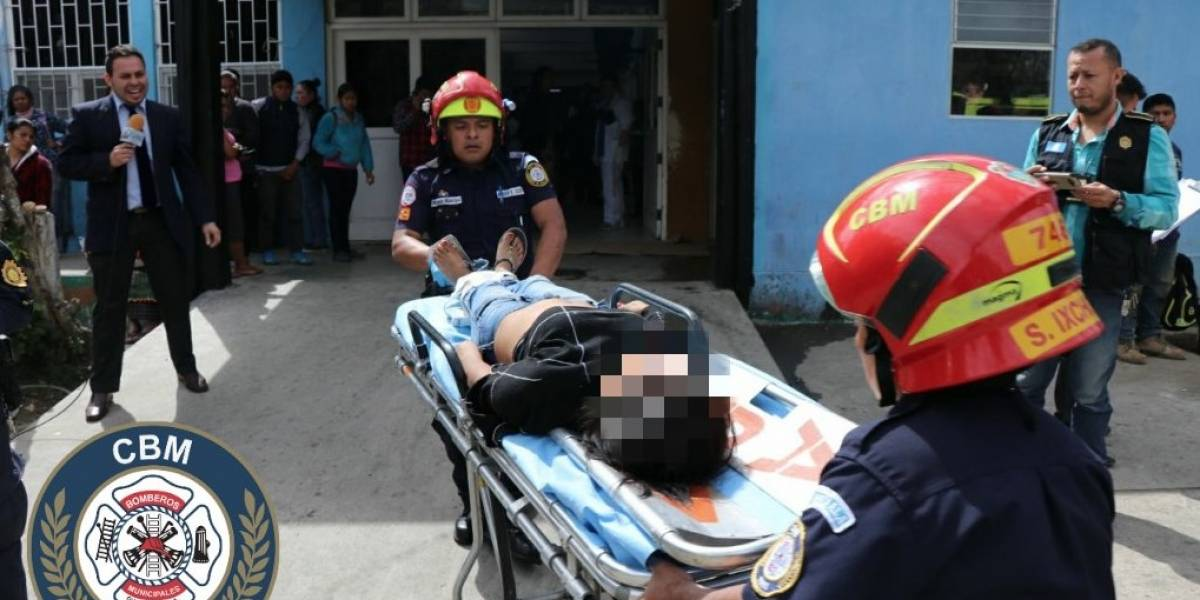 Dos mujeres y un bebé son trasladados en estado agónico tras ser atacados a balazos