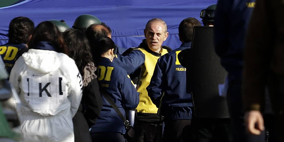 Condenan a Miguel Krassnoff y otros dos agentes de la Dina por homicidio de Miguel Enríquez