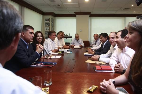 reunión Piñera