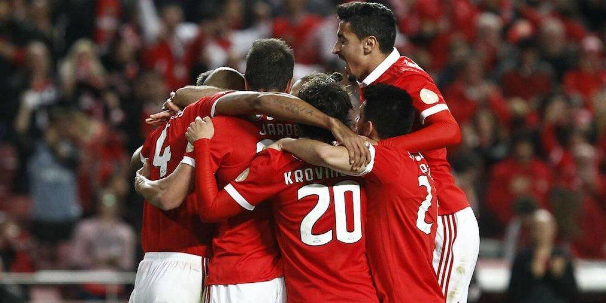Con Raúl Jiménez en la cancha, Benfica empata con Sporting en derbi de Lisboa