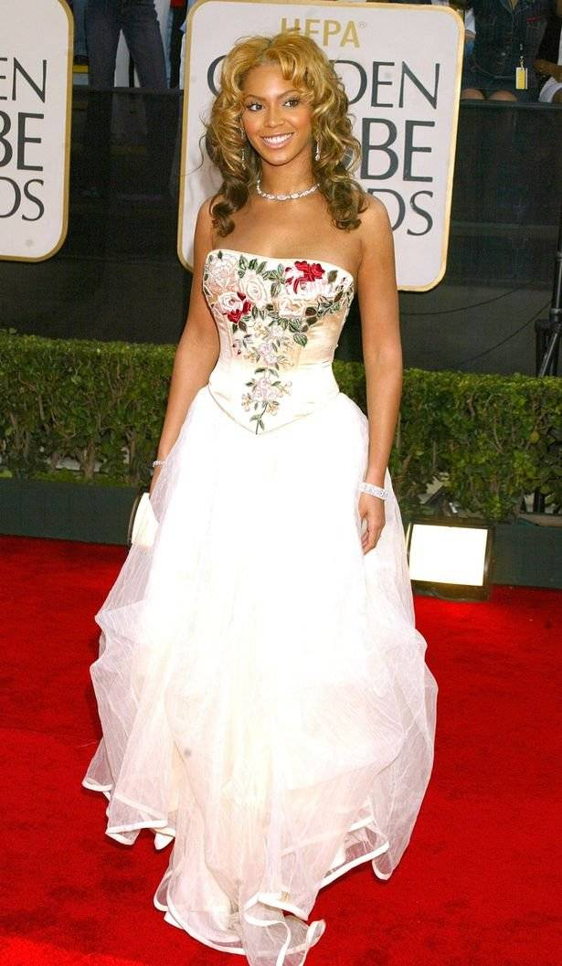 beyonce golden globes